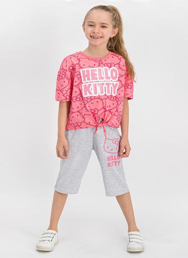 Hello Kitty 2 li Takım Pembe